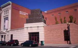 Mattatuck Museum, Waterbury 1